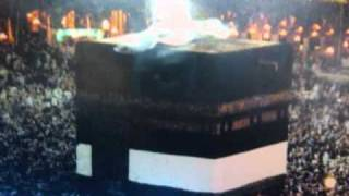 Angel Real Image/Photo in Mecca Kaaba 2008.flv