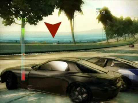 NEED FOR SPEED UNDERCOVER MAX SETTINGS CHASE PC GAMEPLAY