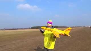 Tomahawk Viper Jet HET 2W20 Mini EVO 9 Blades JET SOUND!!! 4S Fast Speed