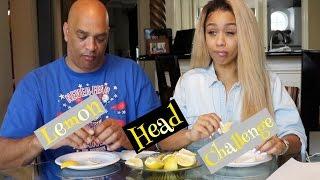 Lemon Head Challenge