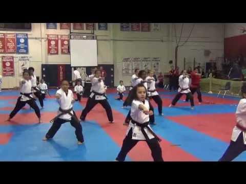 Xxx Mp4 Haley Glass W FSMAA Team Demo BLITZ Martial Arts Tour March 9 2013 3gp Sex