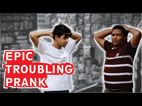 Epic Troubling Prank in India By Super Desi Pranks (Pranks in India)