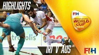 Iran v Australia - Match Highlights Indoor Hockey World Cup - Men