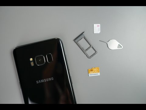 Xxx Mp4 Inserting SIM And SD Card In Galaxy S8 S8 3gp Sex