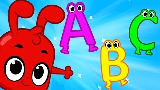 LEARN ABC, PHONICS, SHAPES, NUMBERS. COLORS - Morphle Educational Videos