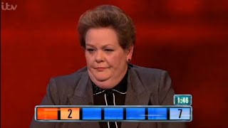 The Chase (ITV) - The WORST Final Chase Ever!