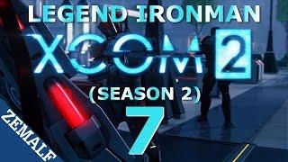 Let's Play XCOM 2 Legend Ironman - Part 7 (Bleeding Witch)