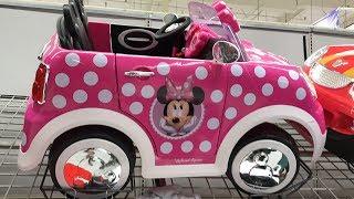 ألعاب أولاد سيارات وألعاب بنات سيارات حقيقية- العاب اطفال dinsey Frozen,mini&mickey mouse, racing ca