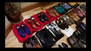 My £10,000 Shoe Collection