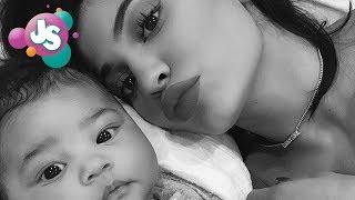 Kylie Jenner ERASES Evidence Of Baby Stormi's Fathers Identity | JS