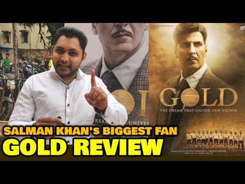 Xxx Mp4 Salman Khan S BIGGEST FAN REVIEW On GOLD Akshay Kumar Mouni Roy Honest Public Review 3gp Sex