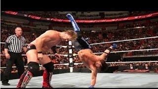 STG Stop Motion Test #5 ::::: AJ Styles' Pele Kick
