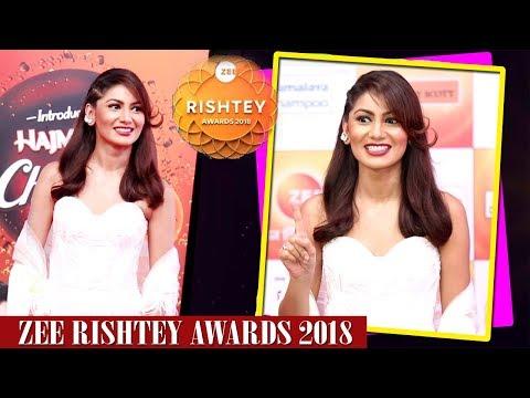 Xxx Mp4 Sriti Jha Makes Funny Faces At Zee Rishtey Awards 2018 Red Carpet Pragya Of Kumkum Bhagya 3gp Sex