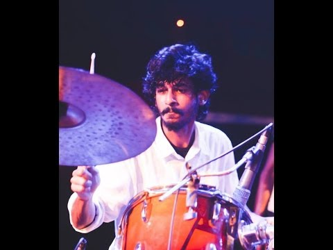 Rock Concert Drum Cam