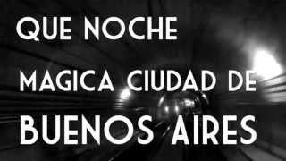 TAN BIONICA - Ciudad Mágica (Official Lyric Video)