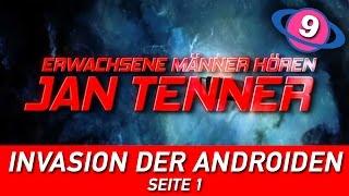 Erwachsene Männer hören Jan Tenner -09- Invasion der Androiden Seite 1