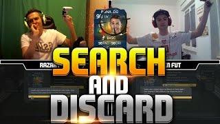 FUT 15 | SEARCH & DISCARD VS RAZAK - 2 RONALDO TOTS EN VENTE RAPIDE ??!!