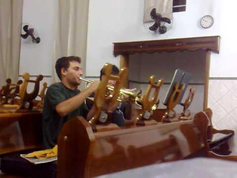 CCB Hinos Dueto trompete Itajobi SP 2009