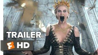 The Huntsman: Winter's War TRAILER 1 (2016) - Chris Hemsworth, Emily Blunt Action Movie HD