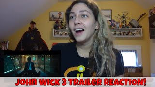 John Wick Chapter 3 Parabellum Official Trailer Keanu Reeves