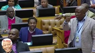 EFF Walks Out Of Parliament  After More Chaos.