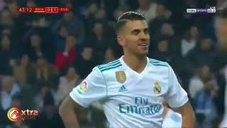 Real Madrid vs Fuenlabrada 2-2 All Goals and Highlights   Copa Del Rey 28 11 2017