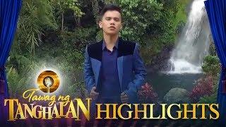 Tawag ng Tanghalan: Jovany Satera (The Homecoming)