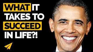Barack Obama's Top 10 Rules For Success