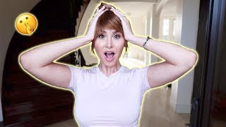 SHHH DON'T TELL AUSTIN I DID THIS...I CUT MY HAIR!!!
