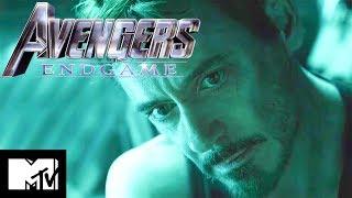 Avengers: Endgame - Official Trailer   MTV Movies