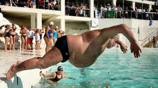 Funny Videos Of People Falling 2014 #9