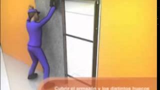 Como Montar una Puerta Corredera Kriket