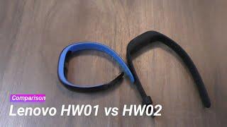 Lenovo HW01 vs Lenovo HW02 comparison in Hindi - कौन सा बेहतर है