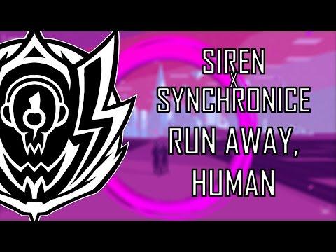 Xxx Mp4 Siren X Synchronice Run Away Human Saikenstein Mashup 3gp Sex