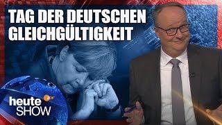 Wie steht's um die deutsche Einheit? | heute-show vom 06.10.2017