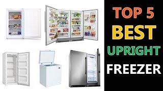 Best Upright Freezer 2019