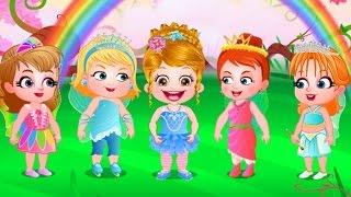 Baby Hazel Game Movie - Baby Hazel Fairyland Ballet - Dora the Explorer