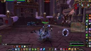 Bloodbathed Frostbrood Vanquisher Mount!