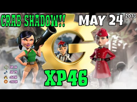 Boom Beach War Factory (XP46) Unboosted - May 24/2018