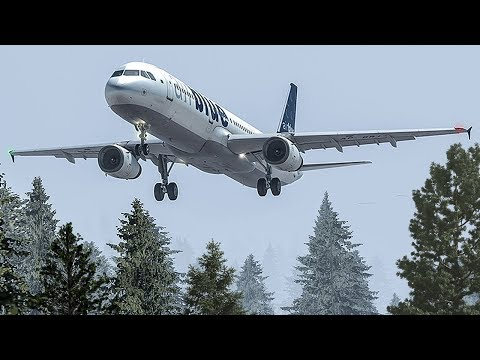 How a Wrong Turn Caused this Airbus A321 to Crash Fatal Approach Air Blue Flight 202 4K