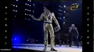 Michael Jackson - Wanna Be Startin' Somethin'  Live in Kuala Lumpur History Tour