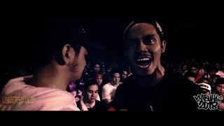 FlipTop - Shehyee vs Fukuda @ Isabuhay 2018 Semi-Finals