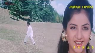 Aisi Deewangi Jhankar HD 1080p   Deewana 1992, frm Ahmed