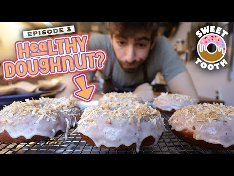 Is It Possible to Make a Healthy Doughnut that s just as Delicious