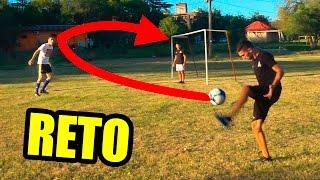 RETO FÚTBOL vs EL MEJOR FREESTYLER del MUNDO! adidas Centros CHALLENGE