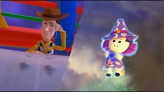 Toy Story 3 Game LEVEL 5 Bonnie's House  Witch Way Out