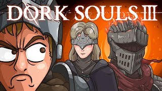 DORK SOULS 3 (Dark Souls 3 Cartoon Parody)