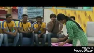 Bigg Boss Tamil 20717 Promo 2 Bigg Boss Vijay Tv Julie Gets Scolding From Namitha Updates