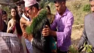 dhading durichor pereghari bhai ko bihe ko video