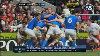 Rugby HQ: Top 5 Worst Passes in Rugby History